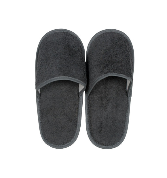 Zapatillas de andar por casa grises