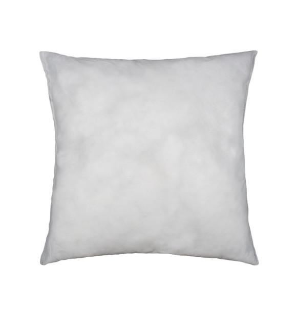 Preenchimento de almofada de algodão branco