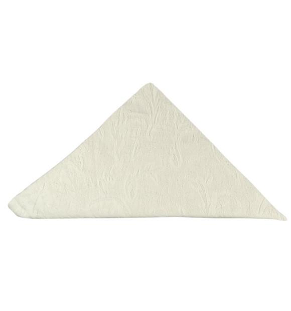 Servilleta 100% algodón beige