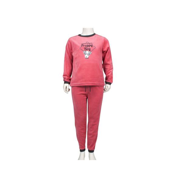 Pijama Terciopelo Boy