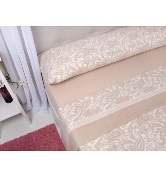 Conjunto de cama aquecido polinésio