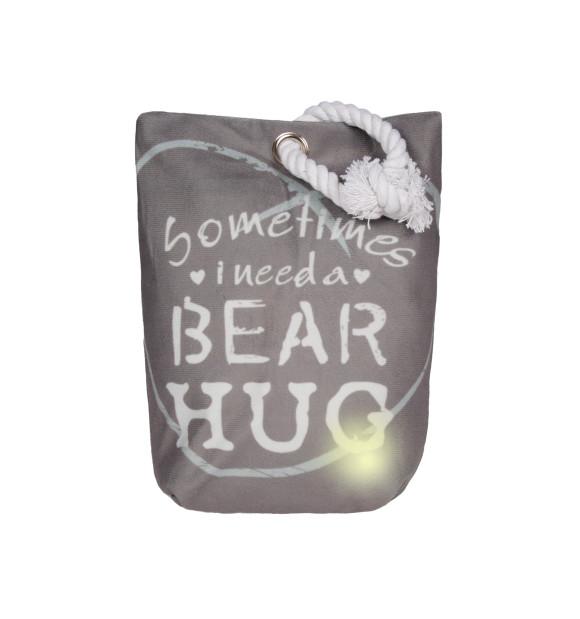 Sujeta Puertas Bear