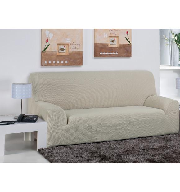 Capa de sofá carla bege