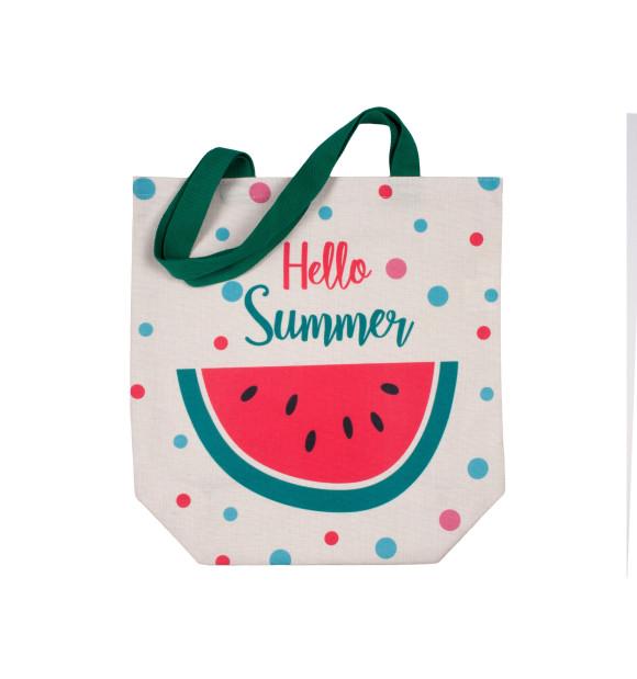 Bolsa Tela Watermelon