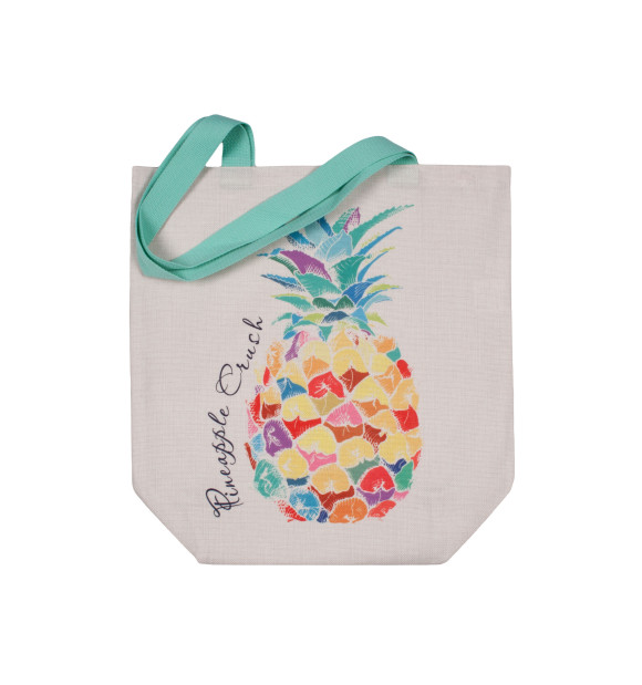 Bolsa Tela Pineapple