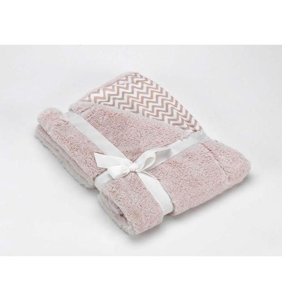 Cobertor Infantil Pompon