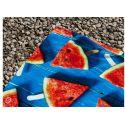 Toalha de praia Manterol Colors Watermelon