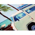 Toalla Playa Van