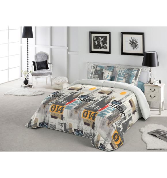 Yustin Reversible Comforter Quilt