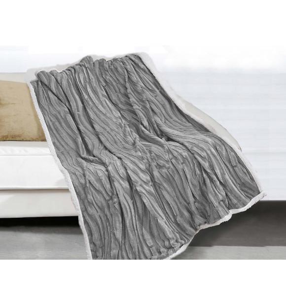 Cobertor xadrez decorativo ganel