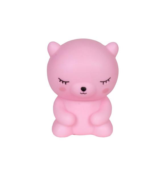 Quitamiedos luz infantil Pinky