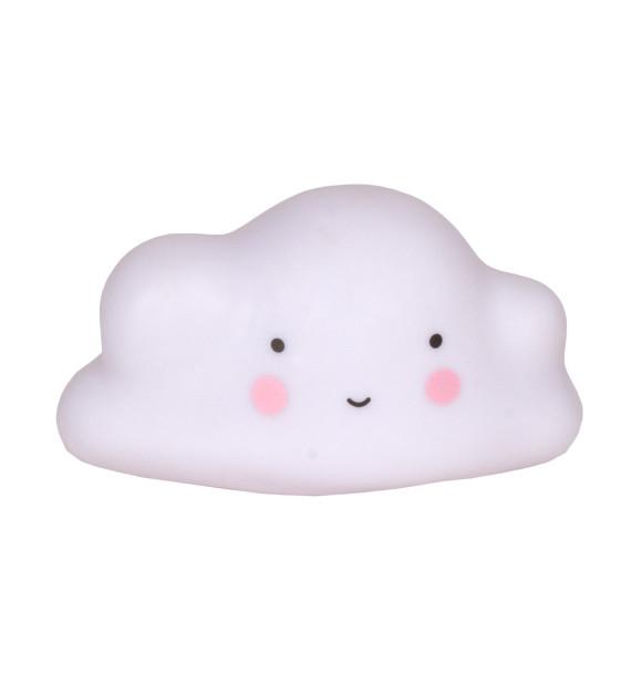 Quitamiedos luz infantil Nube