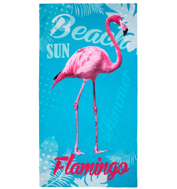 Toalha de praia Flamingo