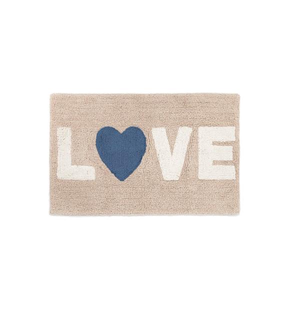 Alfombra Baño Love