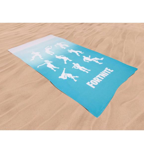 Toalha de Praia infantil Fortnite