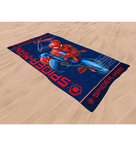 Toalla Playa Infantil Spider-Man