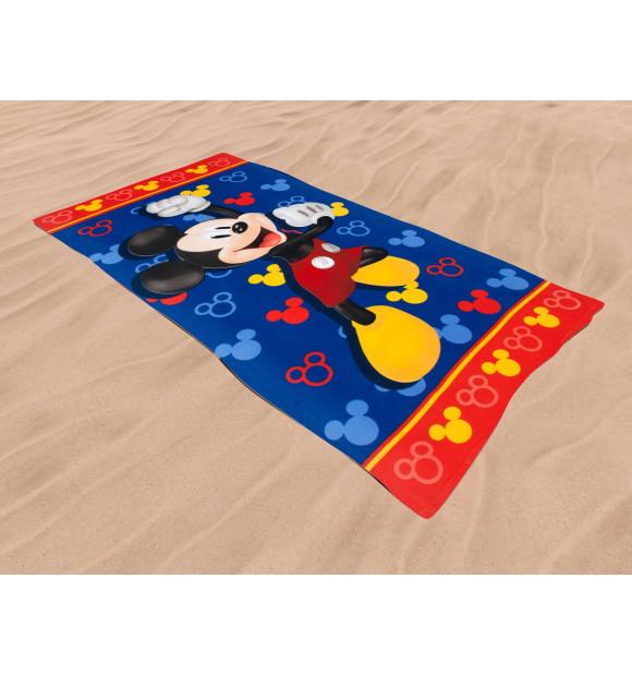 Toalla Playa Infantil Mickey