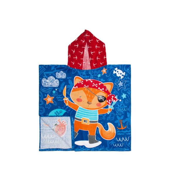 Toalla Poncho Fox