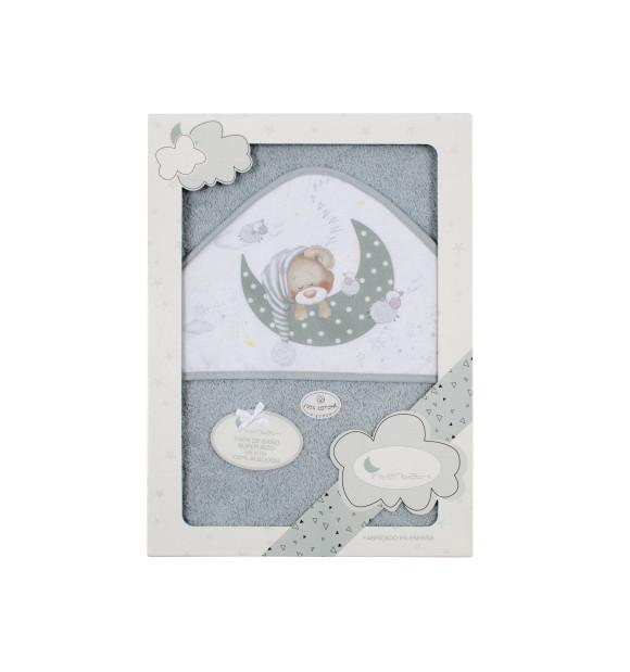 Capa Baño Infantil Sleeping