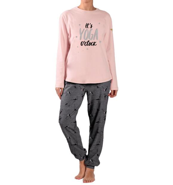 Pijama Privata Yoga