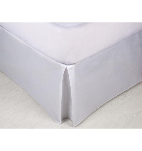 Cubre canapé blanco