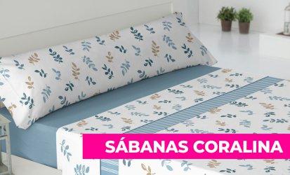 Sábanas Coralina