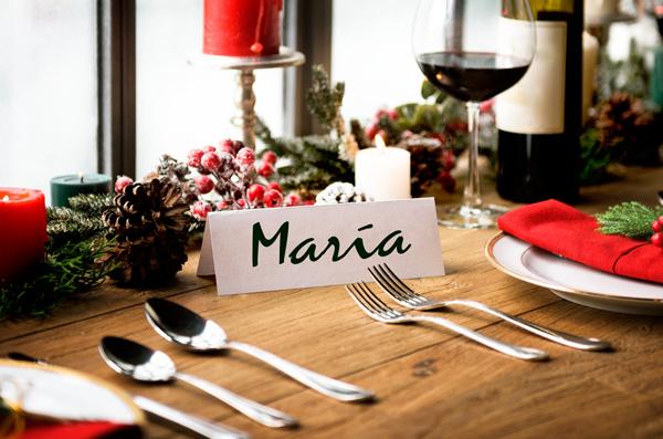 Mesa de Navidad Revitex